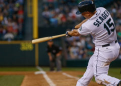 Seattle Mariners Kyle Seager Home Run