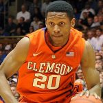 Ricky's Free play on Clemson +1.5 (NCAA Tournament Midwest Region)