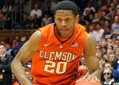Ricky's Free play on the Clemson Tigers +1.5: