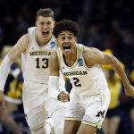 Ricky's Free play on the Michigan Wolverines -4.5 (Elite Eight)