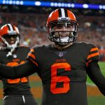 Ricky's Free NFL Play on Over 49.5 (Browns vs Bucs)